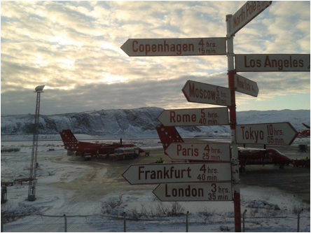 It has been more than four years since the Institute took charge of the mission in Greenland