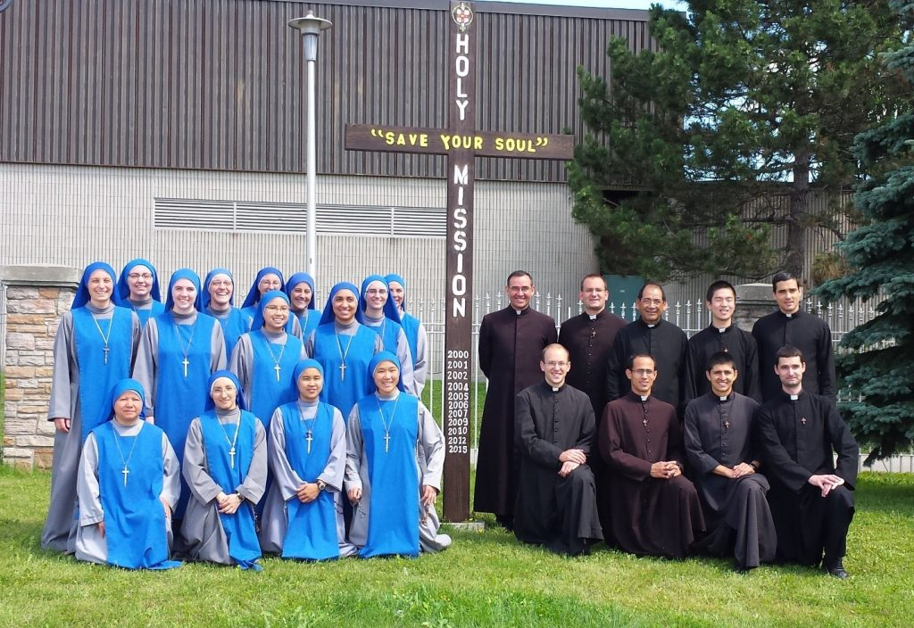 Institute of the incarnate word (ive) - Popular Mission - Toronto Canada (1)