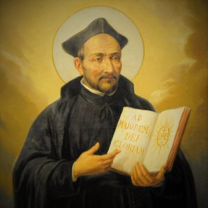 Spiritual Exercises of St Ignatius of Loyola. By the Institute of the Incarnate Word