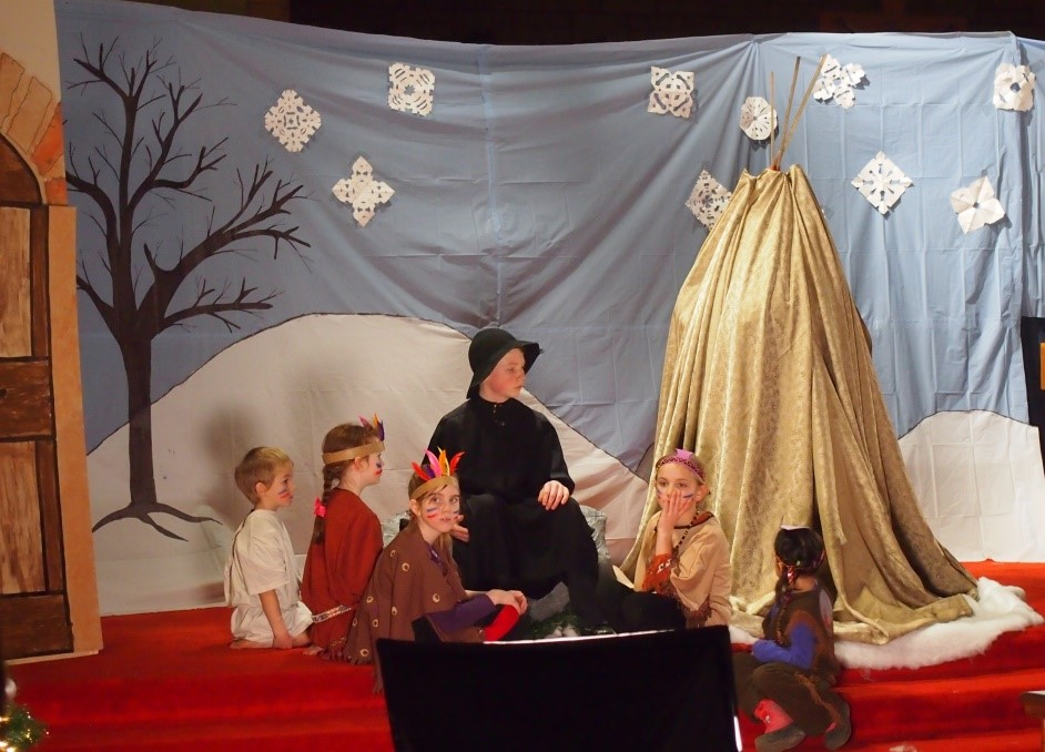 St. John Bosco Oratory Peterborough, Canada SSVM Christmas Play