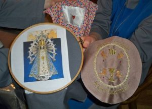 Servidoras and Our Lady of Lujan