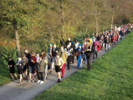 The March for the New Evangelization in Luxembourg