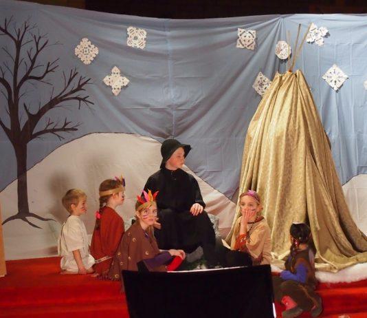 St. John Bosco Oratory Peterborough, Canada SSVM Christmas Play